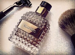 "Valentino ""Uomo"" fragrance"